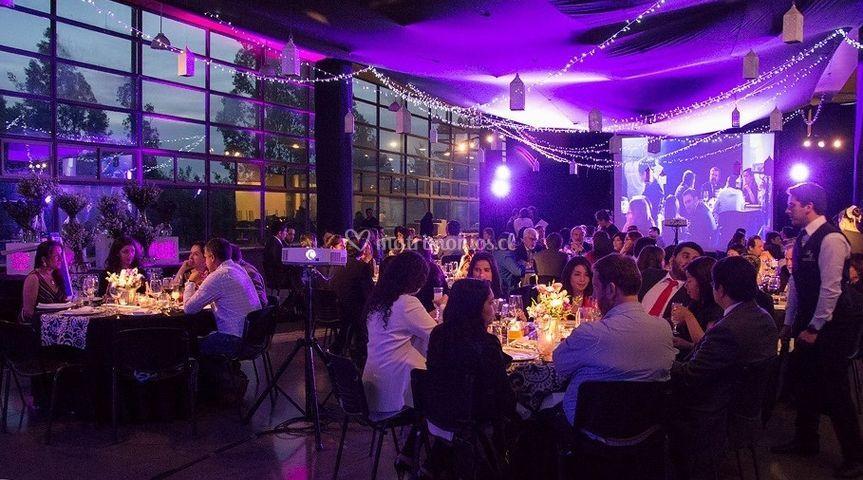 Centro eventos UCTemuco