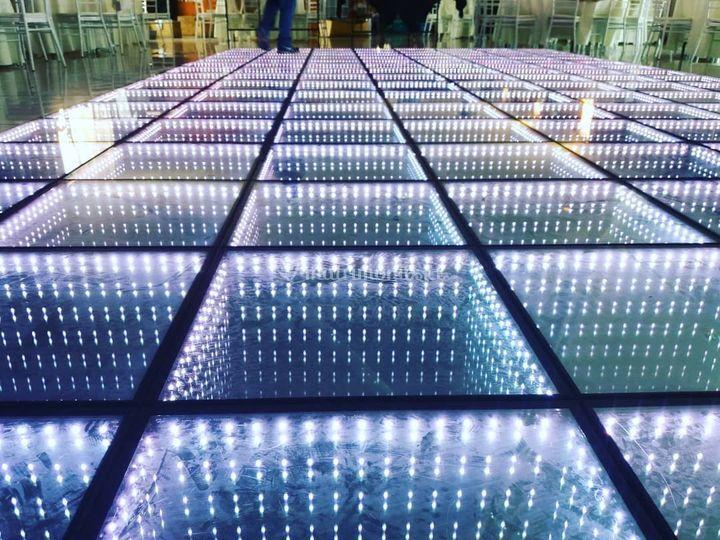Prisma LED Chile
