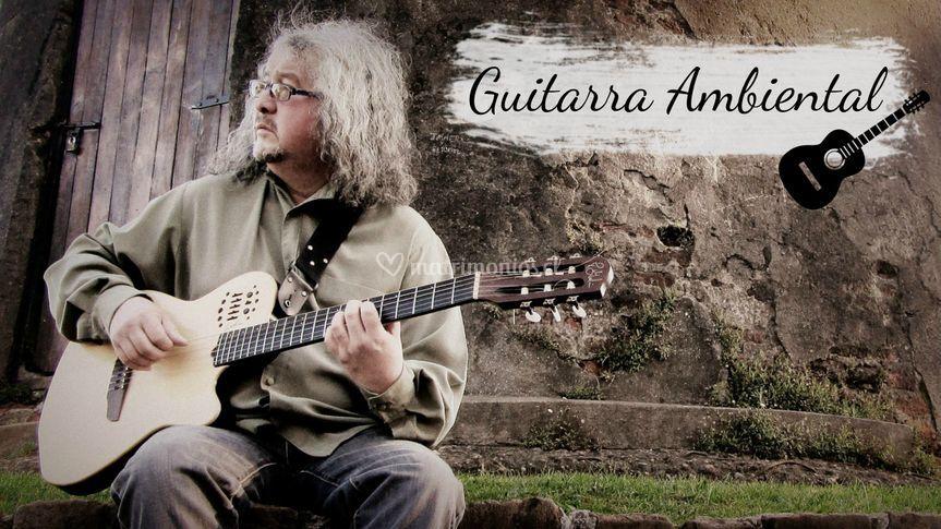 Solista guitarra ambiental