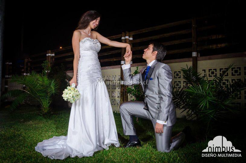 Sesión de boda