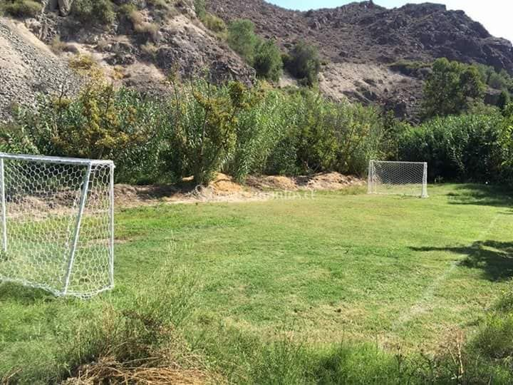 Canchita de futbol