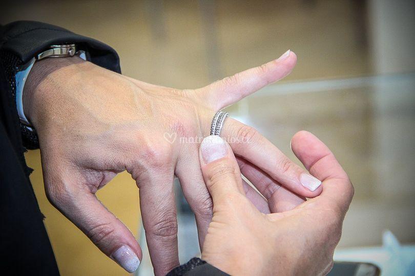 Tu anillo de compromiso