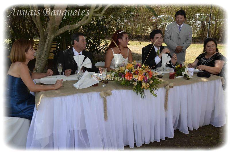 Annais Banquetes