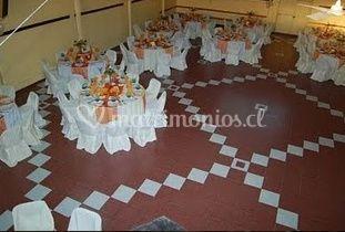 Sala para bodas