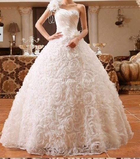 Vestidos de novia en temuco