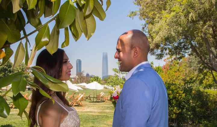 Sesión boda Civil