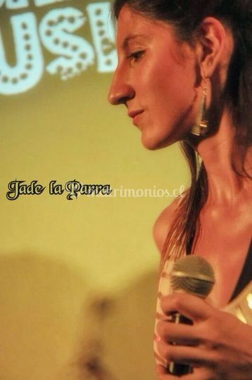 Jade La Parra
