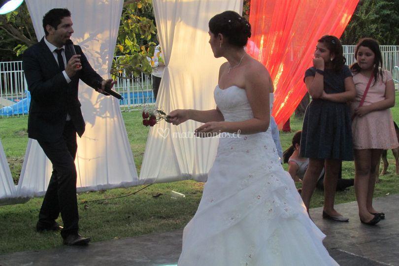 Instrucción a la novia
