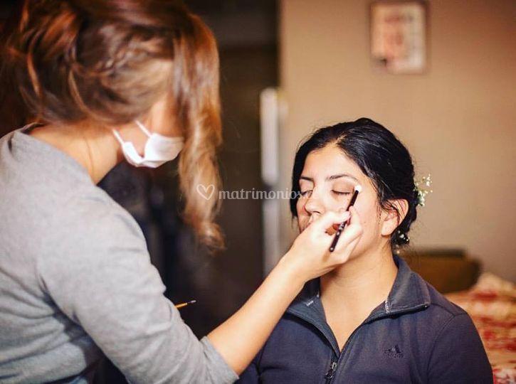 Sara Faucz Makeup