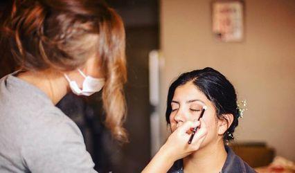 Sara Faucz Makeup 1
