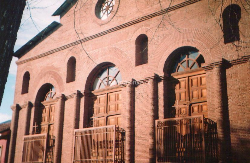 Iglesia de putaendo