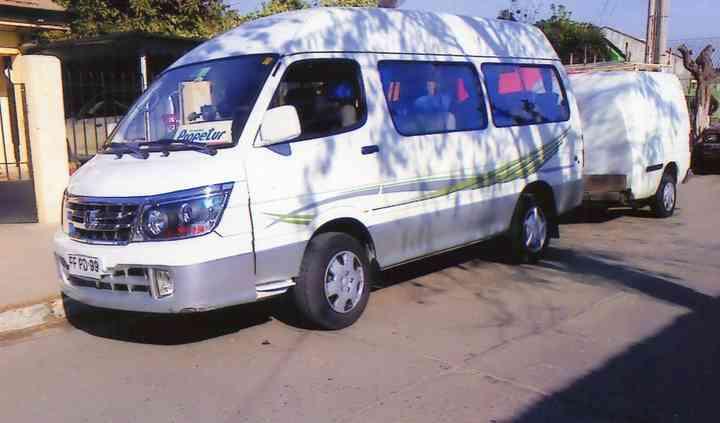 Minibus para 12 personas