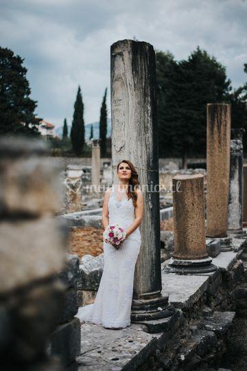 Ruinas de Solin, Croacia
