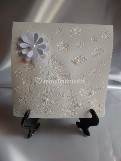 Textura flores