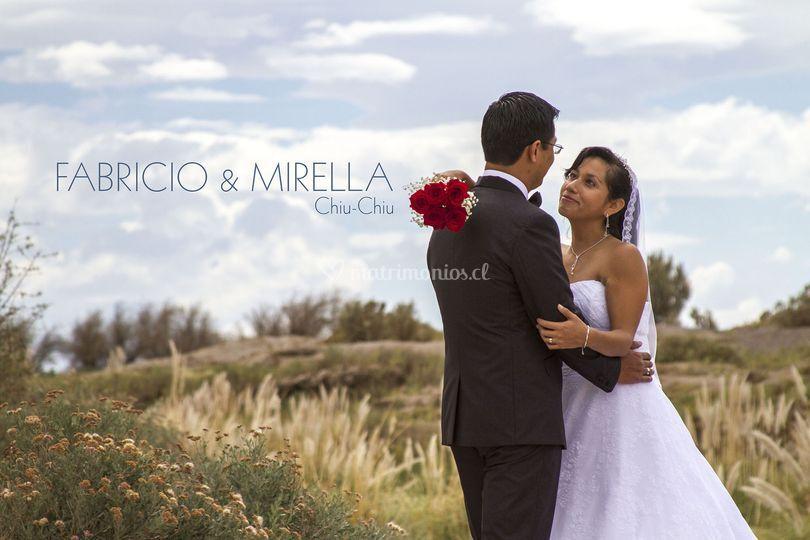 Mirella y Fabrizio