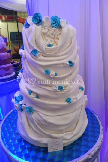 Hermosa torta