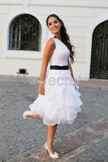 Vestido civil código l01