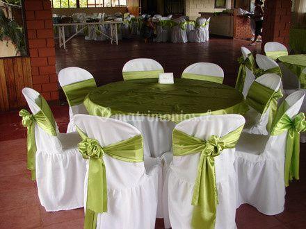 Carpetas para las mesas