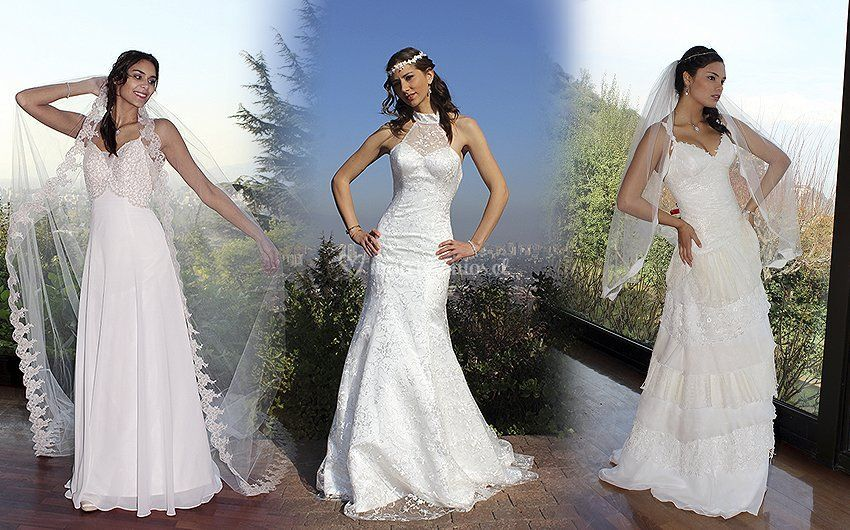 Vestidos de novia maca palma