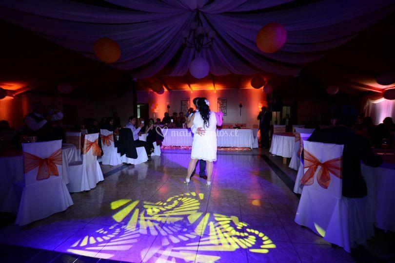 Salón 23 fiesta de bodas