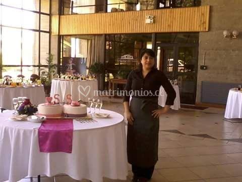 Chef Iris Gonzalez