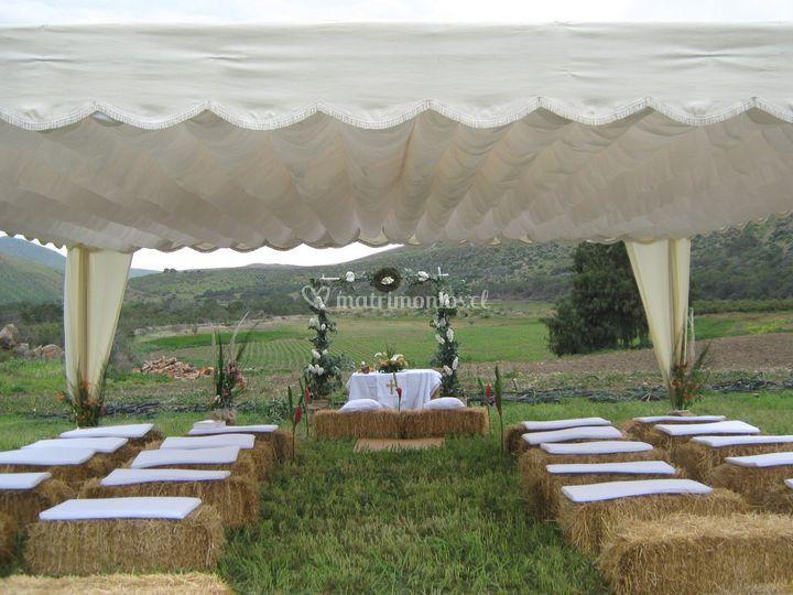 Matrimonio campestre
