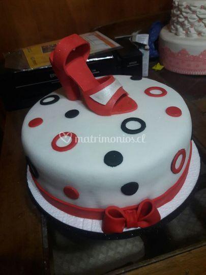 Torta de mujer