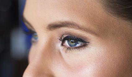María Garces Makeup 1