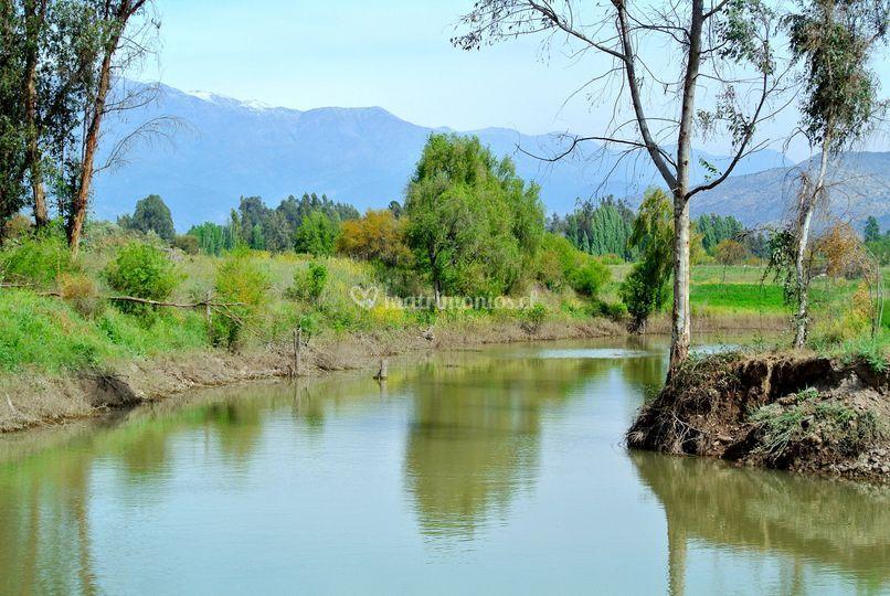 Lagunas y paisajes