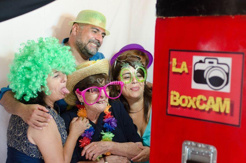 La BoxCam Cabina