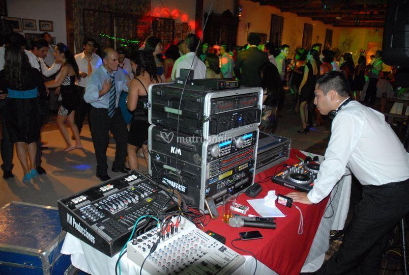 DJ de KM