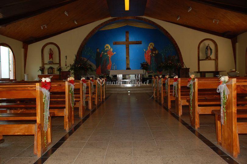 Iglesia la cruz