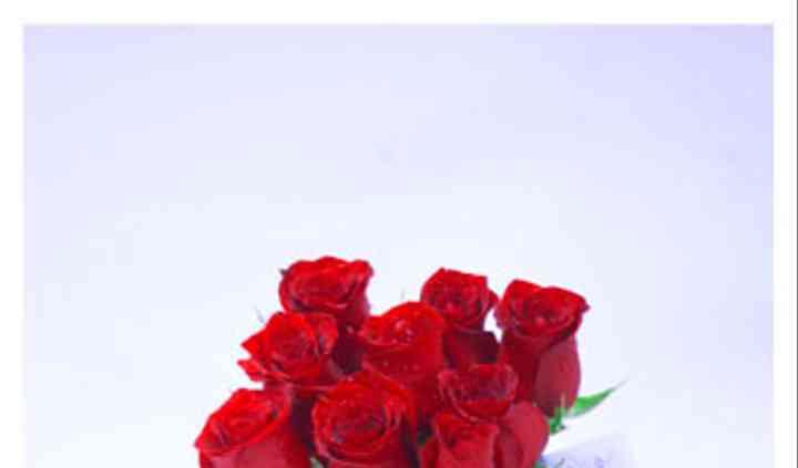 Base de rosas