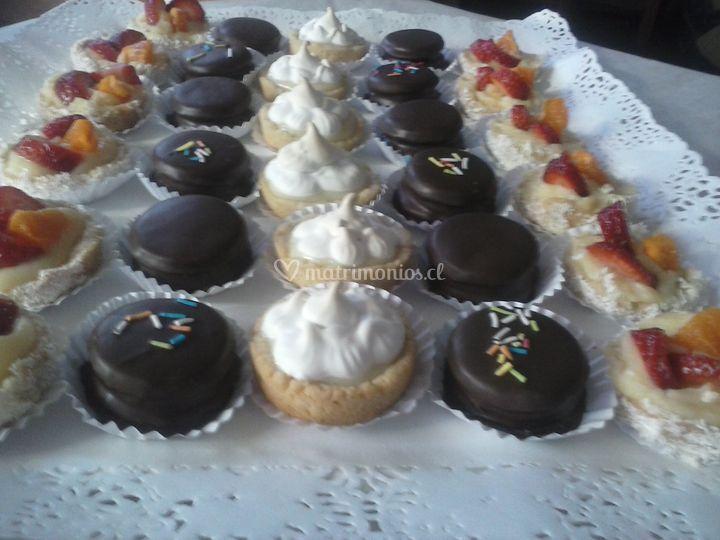 Mini dulces