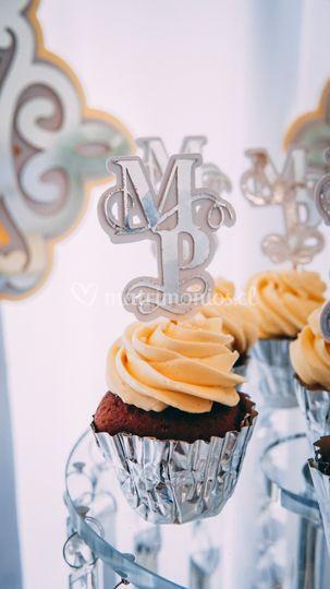 Mini Cupcakes Candy Bar