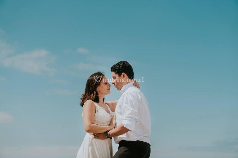 Fotografía de post boda