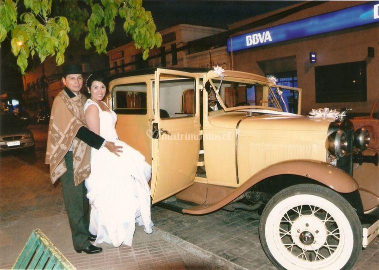 Royal Antique Car