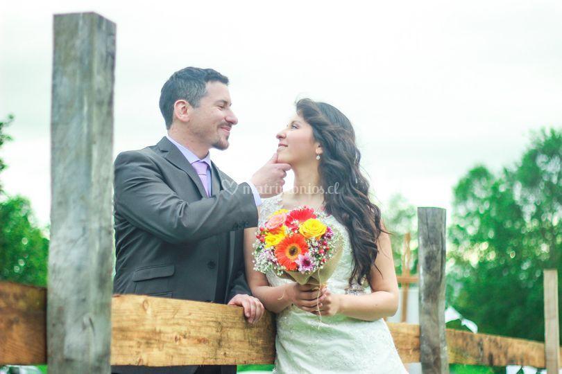 Matrimonio puerto octay