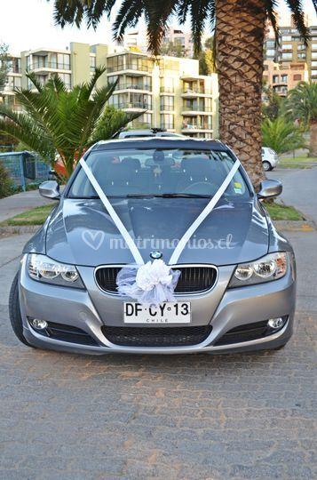BMW 316 I decorado
