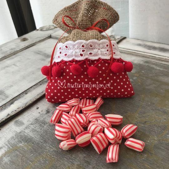 Saquitos dulces de anís