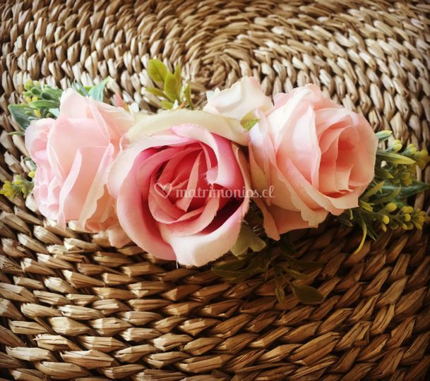 Trilogía de rosas