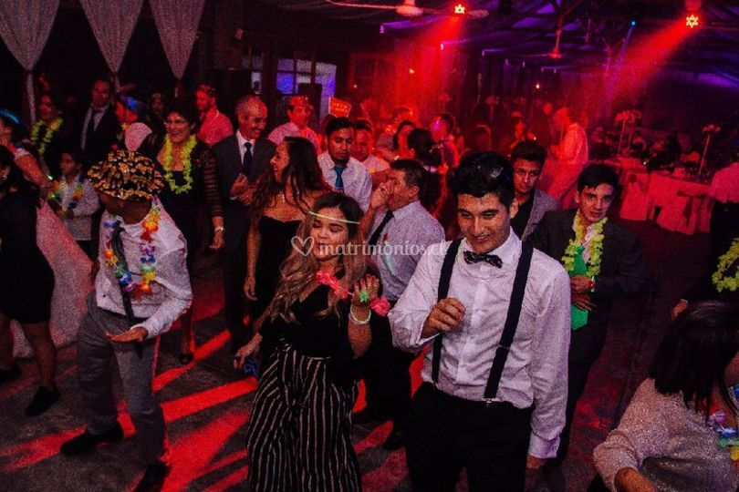 Baile fiesta