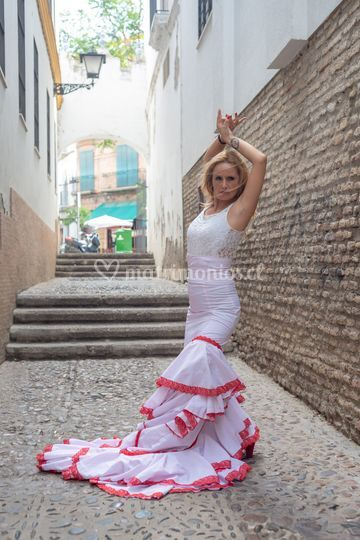 Bailaora estudios en España