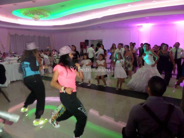Matrimonio en Chiguayante