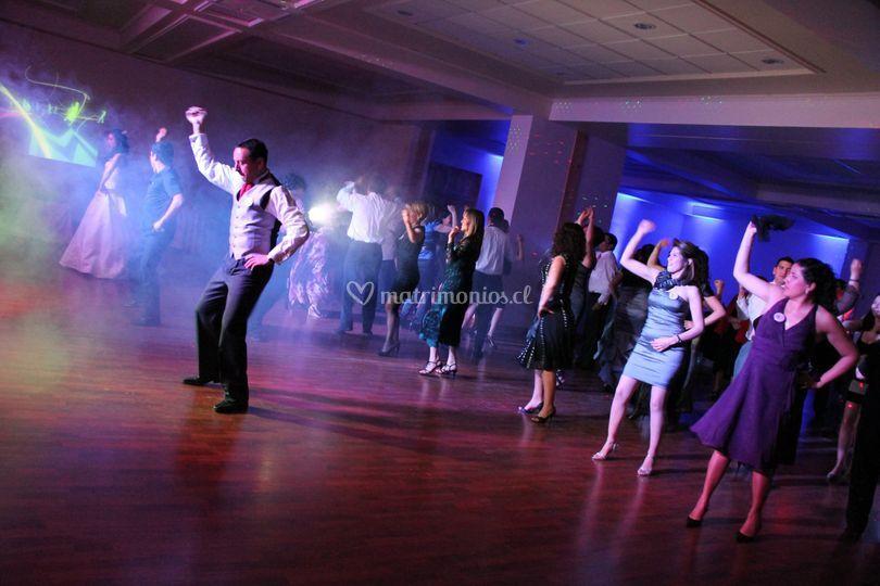 Baile entretenido
