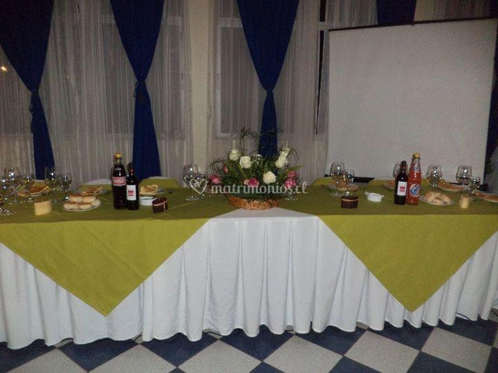 Salón para su boda