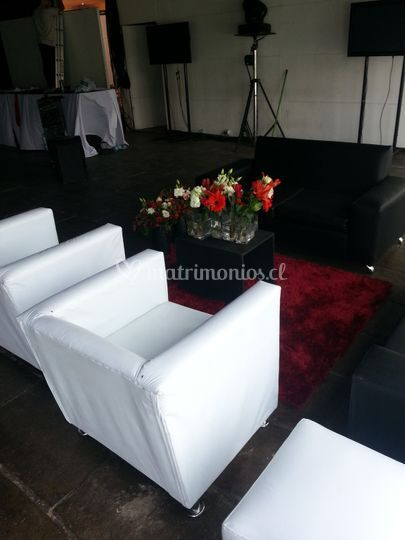 Muebles arriendo for Butacas individuales