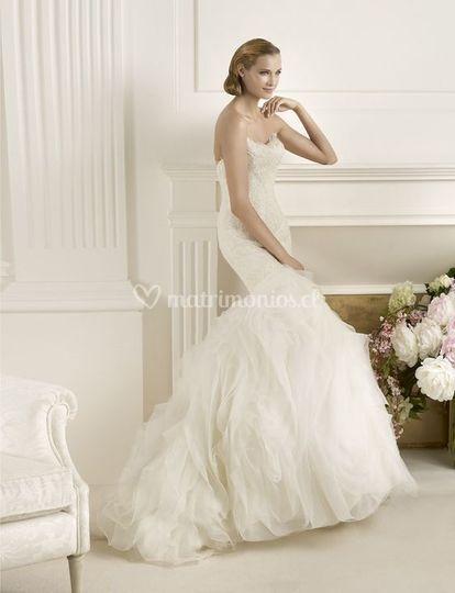 Limpieza vestidos de novia santiago