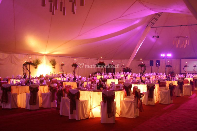 Carpa Eventos y Matrimonios