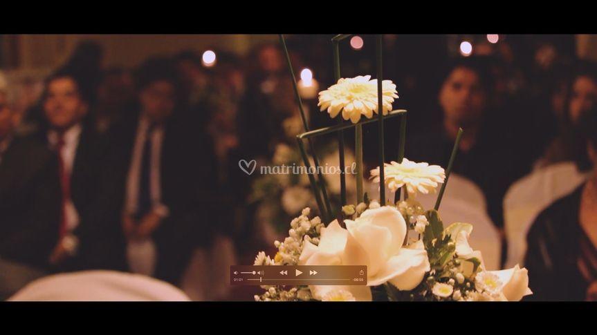 Arreglo florar matrimonio